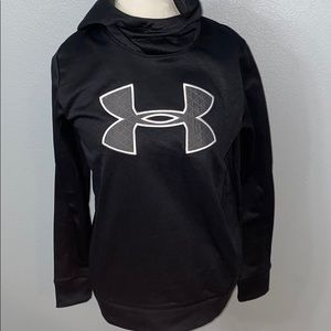 Under Armour ColdGear Hoodie Large NWT